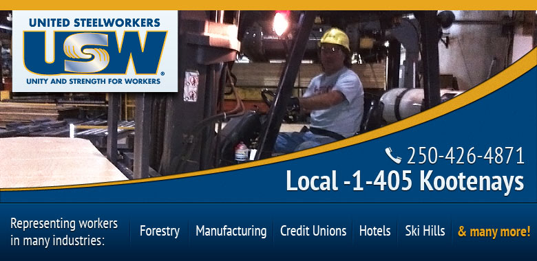 United Steelworkers - USW - Unity and Strength for Workers