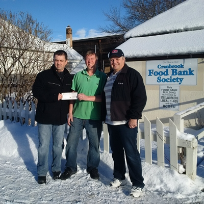 Humanity Fund Donation - Cranbrook Food Bank.jpg